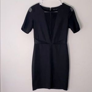 UO Body con dress with mesh cut outs 👯♀️